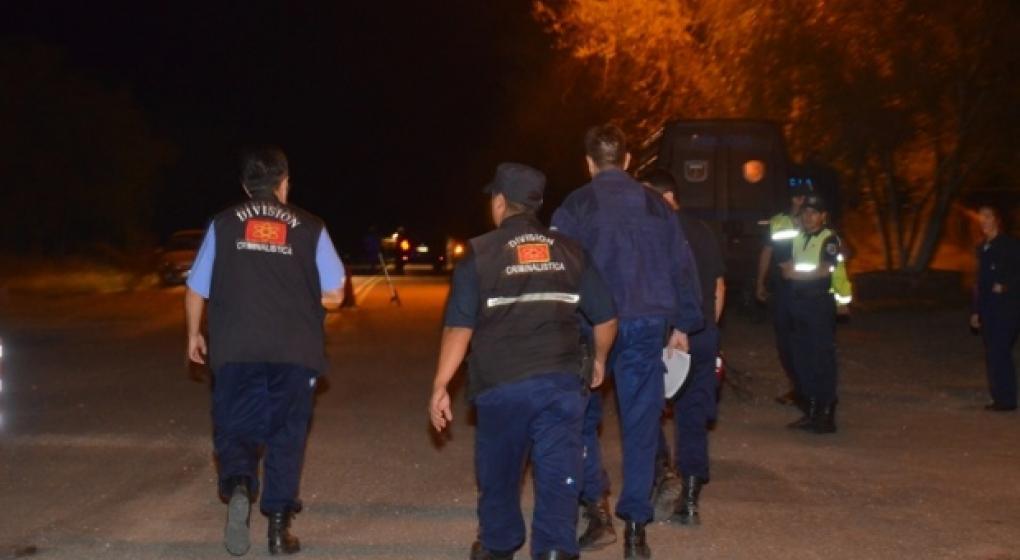 Detuvieron al padrastro de la nena asesinada en San Luis