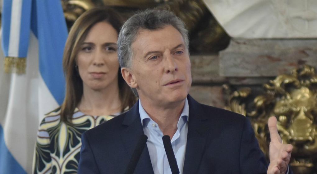 Mauricio Macri habló de las muertes en Venezuela vía Twitter