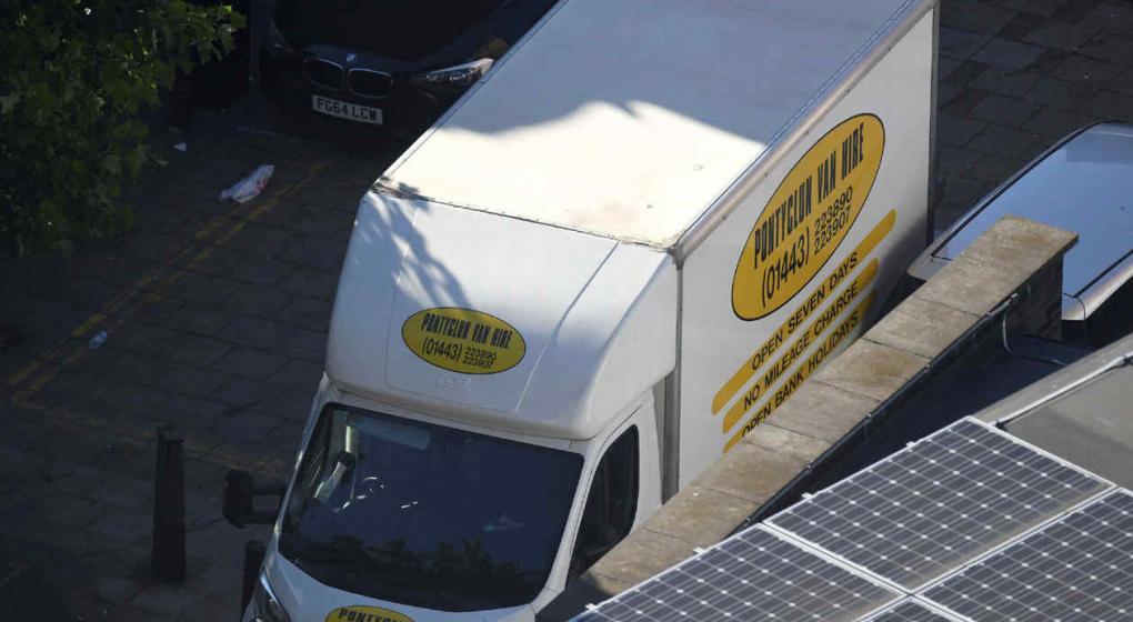Londres: El atacante de la mezquita se llama Darren Osborne