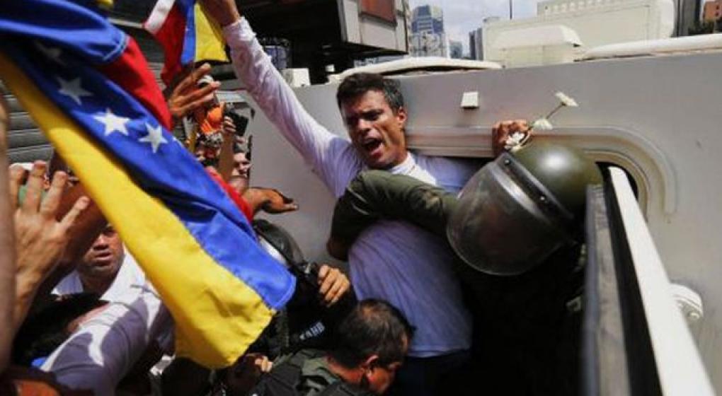 Leopoldo López habría ingresado a hospital