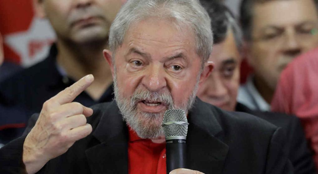 Juez brasileño imputa a expresidente Lula por una finca en Sao Paulo