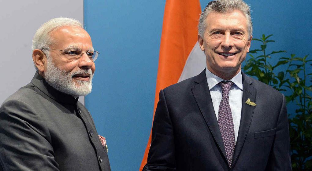 Macri y Erdogan evalúan acuerdo entre el Mercosur y Turquía