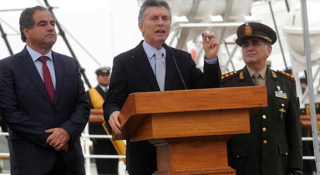 Macri festejerá el 9 de Julio a bordo de la Fragata Libertad 4 de julio de 2017 11:28• Política>Día de la Independencia