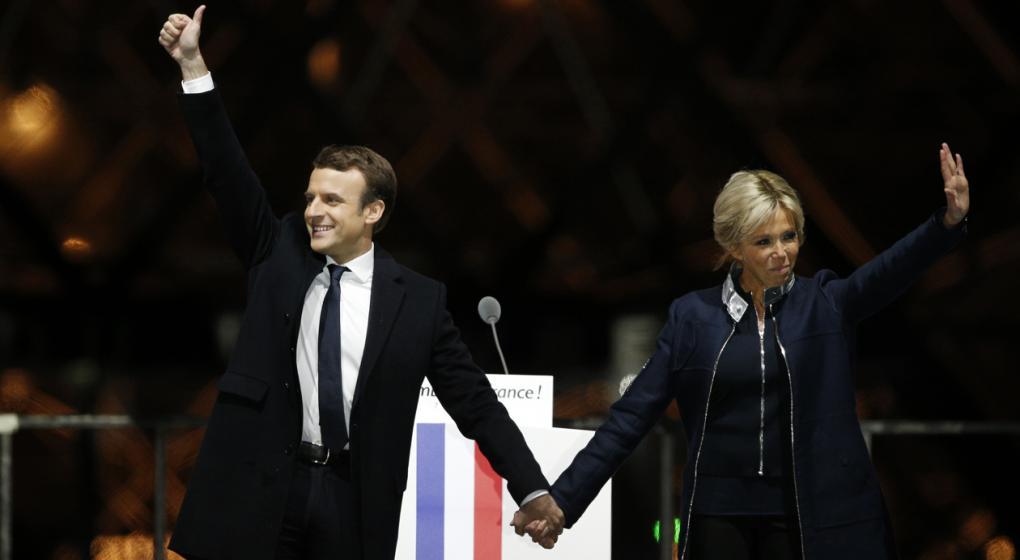 Relacionan a Macron con director de Radio Francia