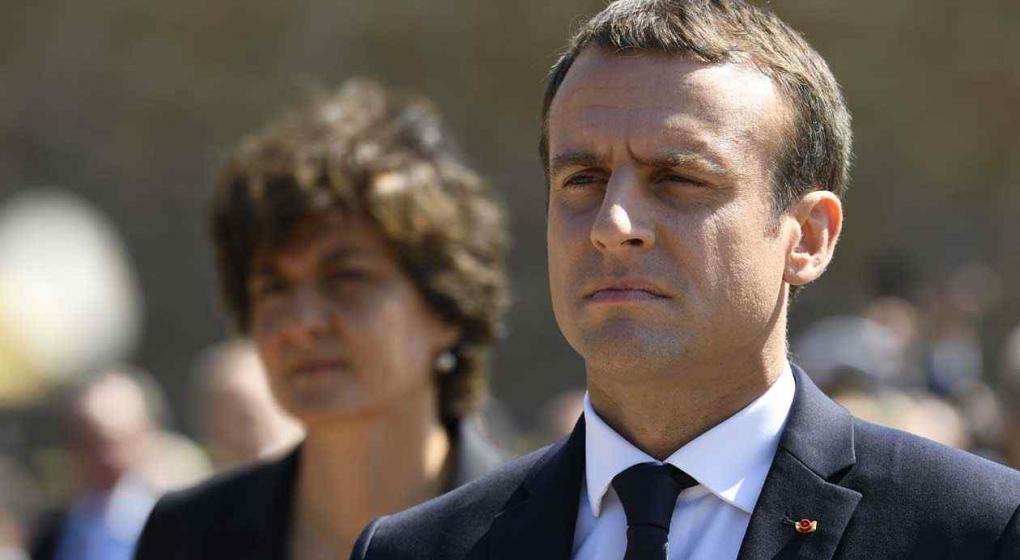 Partido de Macron 'arrasa' en los comicios legislativos