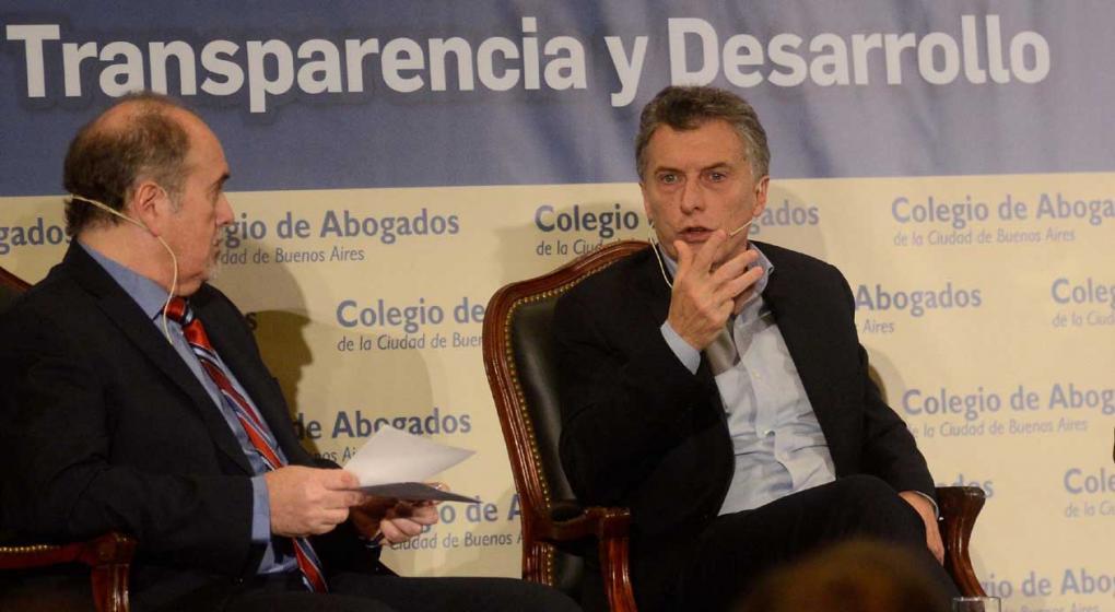 Fuerte embestida de Macri contra jueces por caso Odebrecht