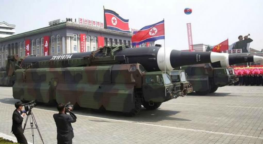 Corea del Norte prueba misil; explota a segundos de su lanzamiento