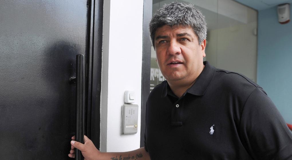Pablo moyano vamos a decir que el paro fue exitoso si for Como se llama el ministro del interior