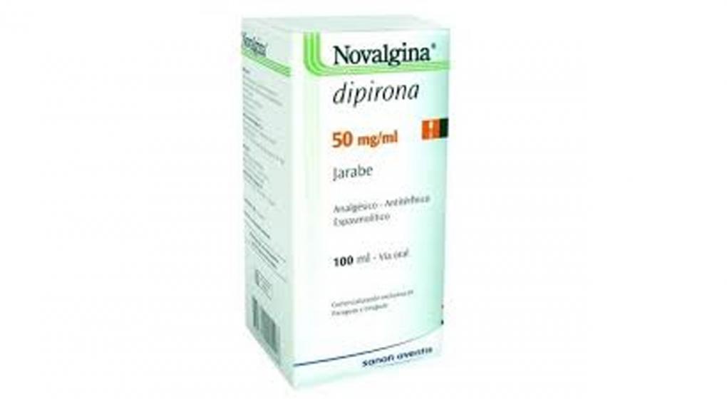 La ANMAT retiró del mercado un lote del medicamento Novalgina