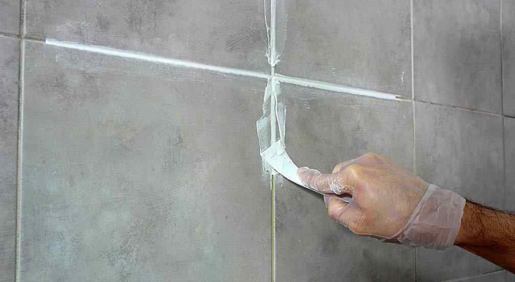 cmo renovar la pastina de los azulejos