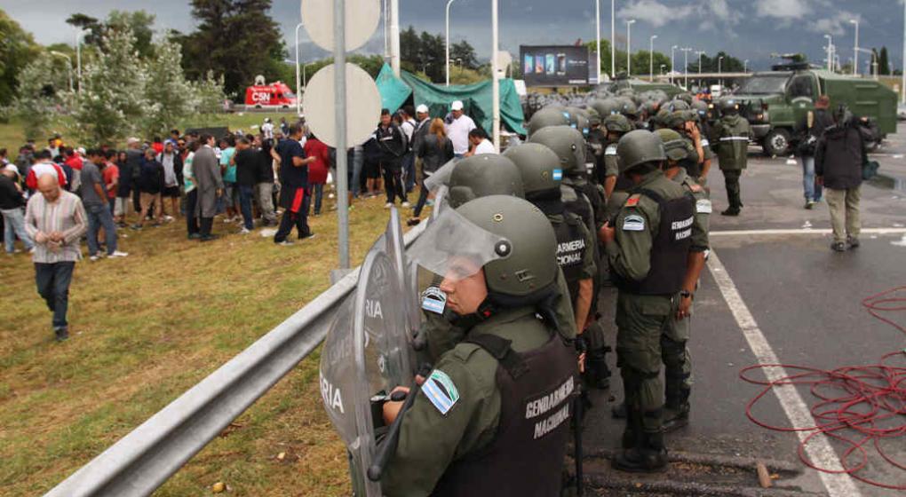 Fopea cuestiona el protocolo sobre manifestaciones del for Noticias del ministerio de seguridad