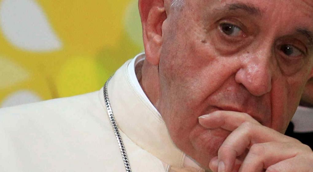 El Papa Francisco no vendrá a la Argentina en 2018 — Confirmado