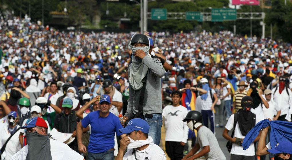 Nicolás Maduro activó proceso para Asamblea Constituyente — Venezuela