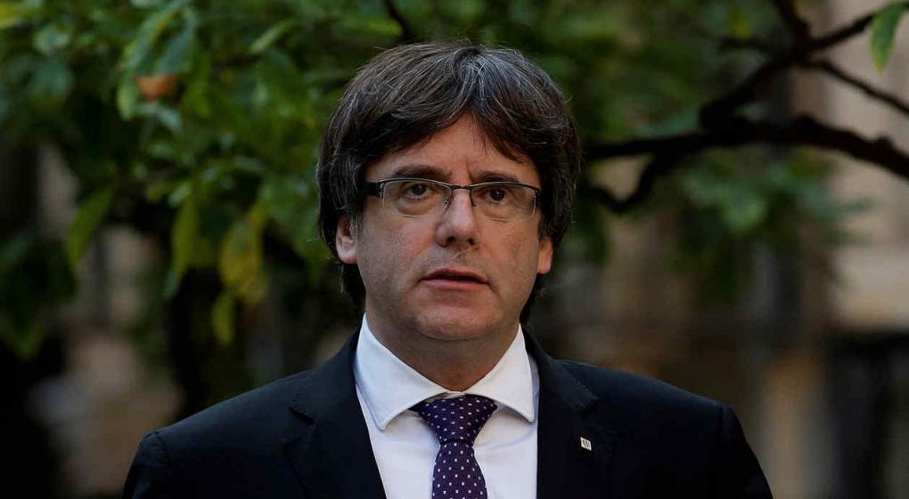 El Tribunal Constitucional español declaró nula la Ley del Referéndum en Cataluña