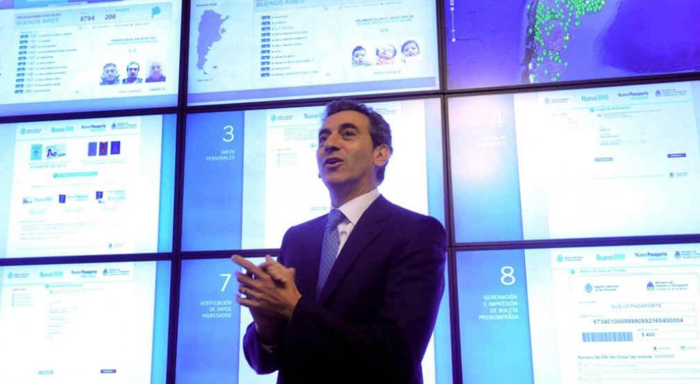 Por internet agilizan la gesti n del pasaporte noticias for Ministerio del interior pasaporte