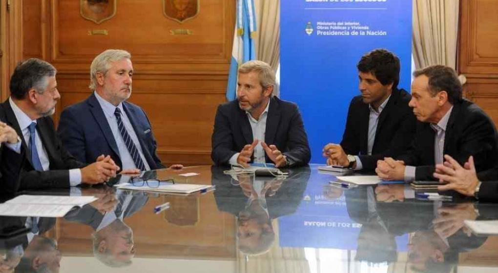 Procuradores de siete provincias firmaron un convenio con for El ministerio del interior