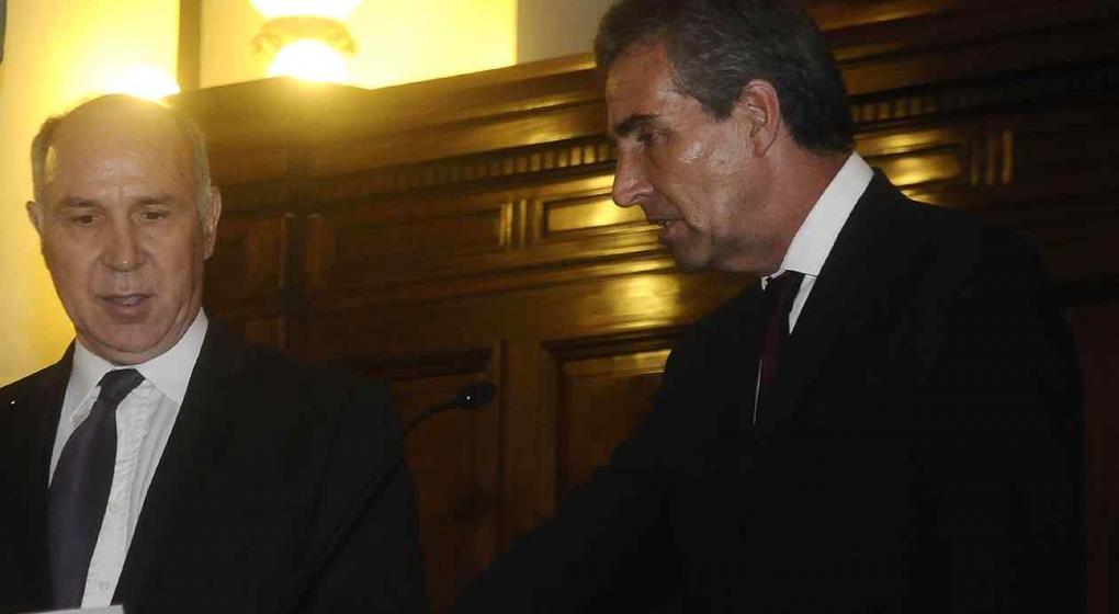 Godoy dijo que no dejará la Magistratura