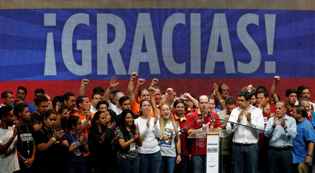 Venezuela: cuál es el plan de la oposición tras la consulta popular