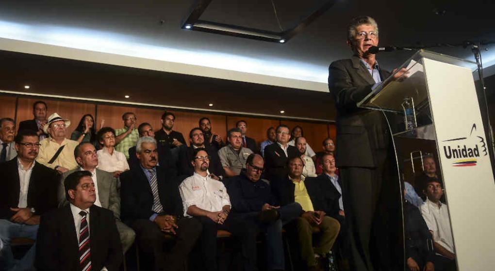La oposición venezolana anunció un paro cívico para presionar a Maduro