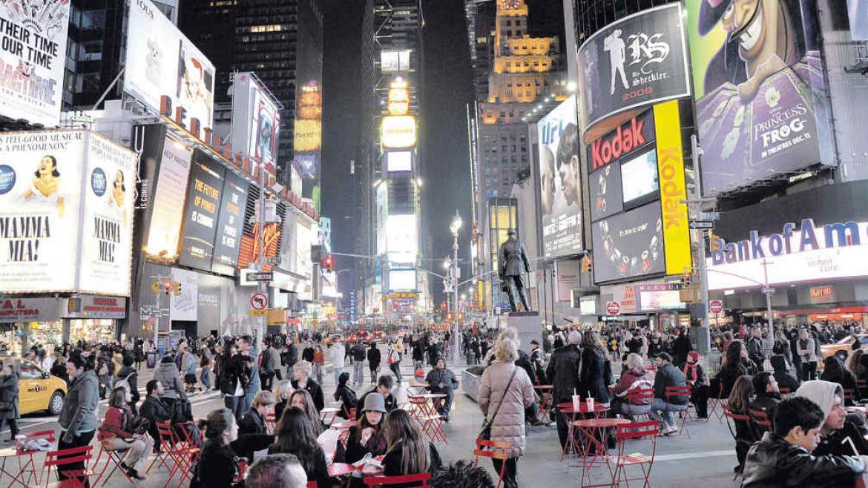 Como conocer gente de new york