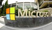 CENTRO DE VISITANTES. De Microsoft en Redmond, Washington, en julio pasado (AP/Archivo).