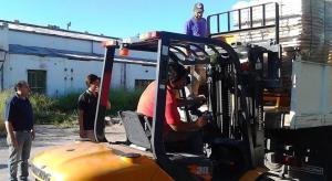 Quilino fabricará adoquines para pavimentar sus calles