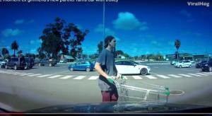 <h2>Le abollaron el auto, puso una cámara oculta y descubrió algo increíble</h2>
