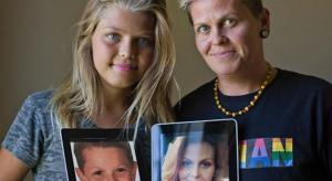 De madre e hijo a padre e hija: la historia transgénero de la que todos hablan