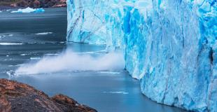 Cuaderno de viaje: Así suena el glaciar Perito Moreno