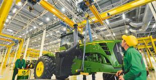 Tres gigantes de la maquinaria agrícola  cerraron 2016 con caída en las ventas