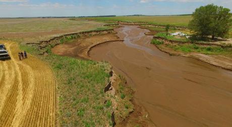 La Paraguaya, el nuevo río de Córdoba