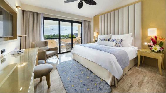 Los hoteles de Grand Palladium Hotels & Resorts de la Riviera Maya se destacan por desplegar un nuevo concepto de lujo.