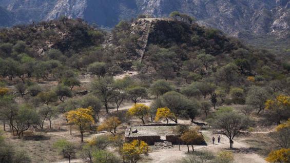 El Shincal es una ciudad precolombina actualmente en ruinas que se encuentra en el departamento Belén, Catamarca. (Carolina Cabrera)