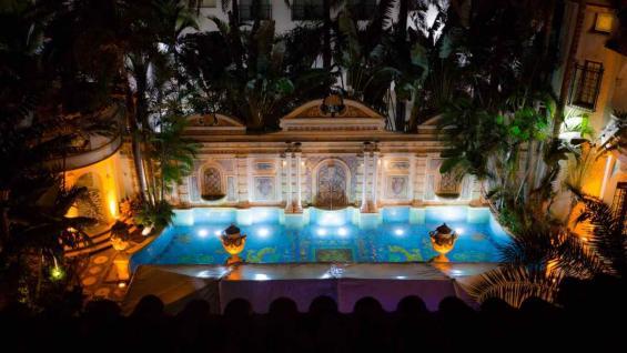 Villa Casa Casuarina, en Miami. (Mario Cherrutti)