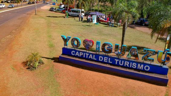 Puerto Iguazú se prepara para volver a la nueva normalidad. (Iturem).