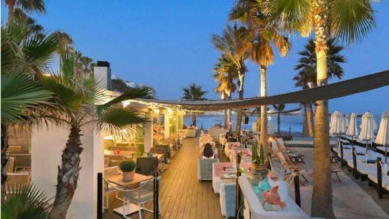 Para Ibiza y Marbella, Giovanini creó la marca Hayaca. (Messina)