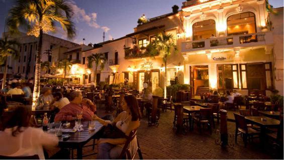 Santo Domingo, junto con Punta Cana, son los lugares más visitados de Dominicana. (Rhina Olivares, directora de la Oficina de Turismo de República Dominicana para Argentina. (Ministerio de Turismo de República Dominicana)