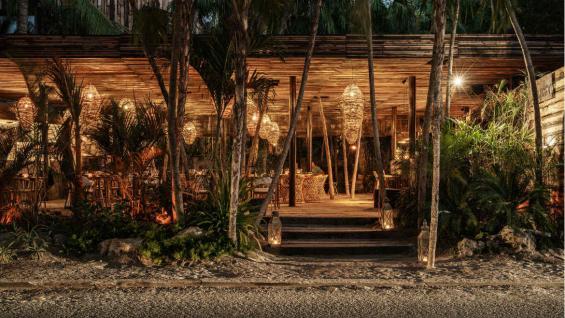 Mauricio es asesor del hotel Be Tulum, en México. (Messina)