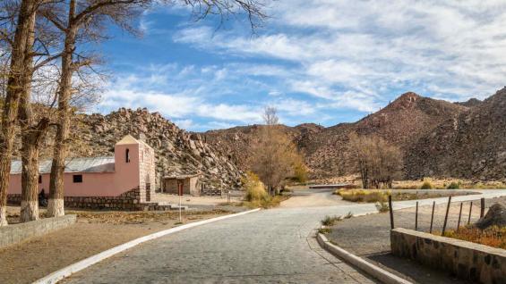Santa Rosa de Tastil es un asentamiento prehispánico ubicado a 3.200 metros de altura. Se estima vivieron allí 2200 indígenas entre los años 1336 y 1439. (123RF)