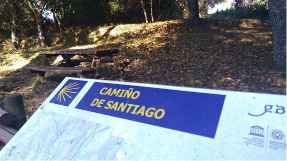El Camino de Santiago es la ruta más antigua, concurrida y celebrada del viejo continente. (Mariana Otero)
