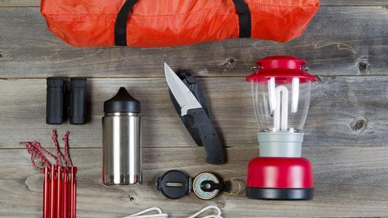 Elementos. Según el tipo de mochila y de viaje, se pueden priorizar diferentes tipos de objetos a trasladar. (Tom Baker / 123RF)
