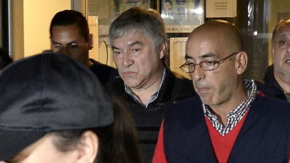 Lázaro Báez fue alojado en la Federal
