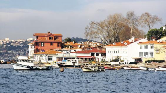 Çengelköy (123RF).
