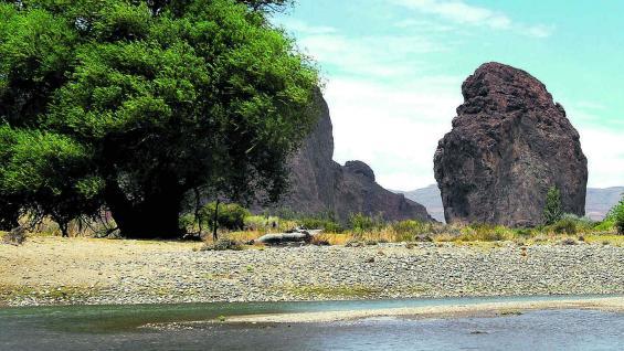 La energía especial del lugar atrajo a culturas aborígenes nómades.