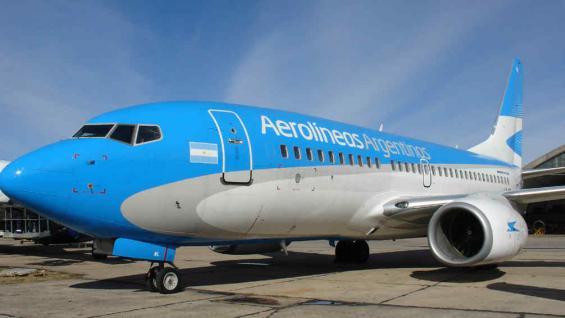 AEROLÍNEAS ARGENTINAS. Volará de forma directa de Córdoba a Miami (DyN/Archivo).