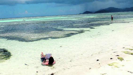 La Digue, que junto a Mahé y Praslin son las únicas islas habitadas (Fotografías de Mario Cherrutti)