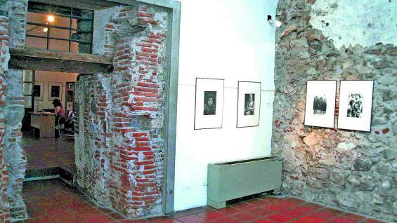 Cabildo. Las celdas subterráneas fueron recuperadas en 1989.
