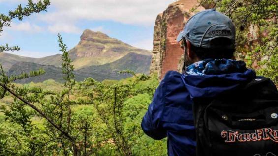 Un recorrido hacia el cerro Charalqueta. Foto: Agencia Córdoba Turismo