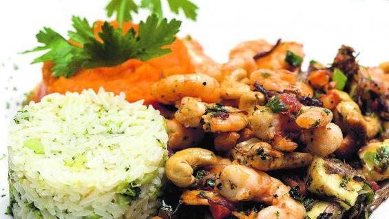 Mariscos y pescados son base de una gastronomía deliciosa.