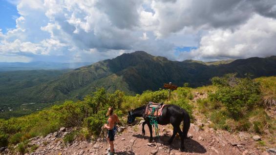 La localidad del Valle de Punilla ofrece diferentes actividades para disfrutar al máximo del destino. (Agencia Córdoba Turismo)